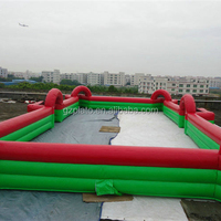 Oem Sports Equipment Inflatable Football Game
