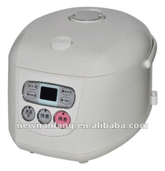 Intelligent rice cooker & LED display rice cooker/multicookings/