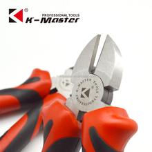 "K-Master 7.5""New Electrical Cable Wire Stripper Cutters Cutting Side plier tools manufactures"
