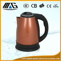 Best the range small brown electric catering travelling kettle