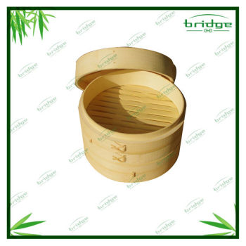 Industrial bamboo corn steamer