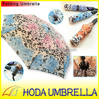 Colorful beautiful sex girl picture hight quality products polyester fabric parasol fold umbrella