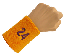 sport cotton knitted wristbands