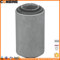 High quality professional rubber metal sleeve bushing for combine harvester