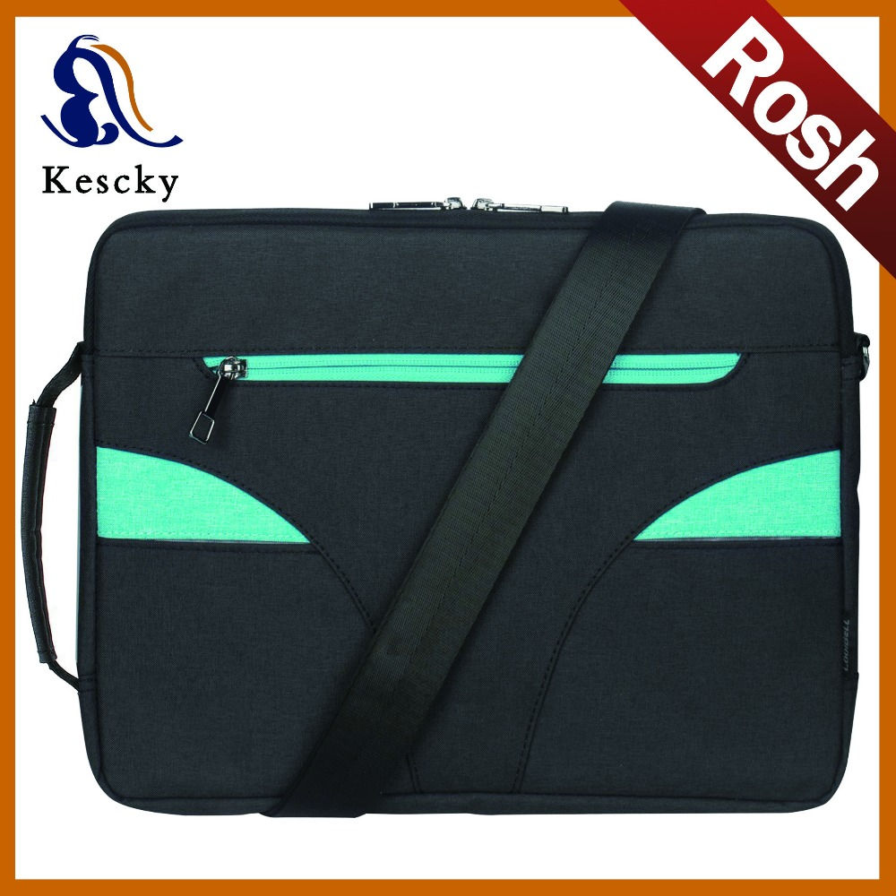 Multifunction15.6 Inch Laptop Bag With Handle Laptop Shoulder Bag Sleeve Include Shoulder Strap