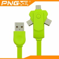 PNGXE Colorful TPE Noodle Flat Usb