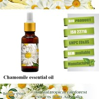 best manufacturer Of Pure German Chamomile essential Oil / OEM cosmetics with private label