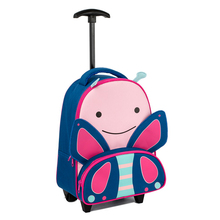Trolley for School Trolley Kids School Bag Set