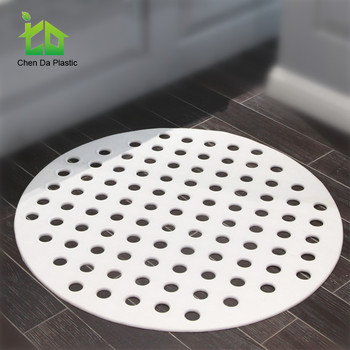 Warmly welcomed anti slip bath mat custom size mat