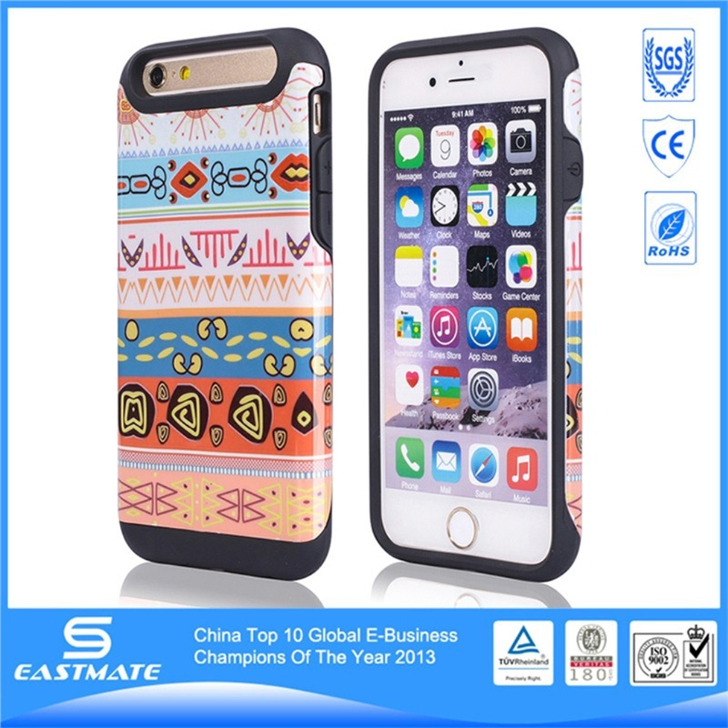 import china products 3d sublimation pc case for apple iphone 6 for sale