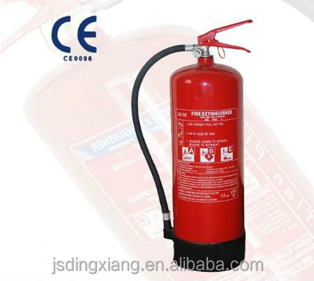 6kg ABC power fire extinguisher with CE approval
