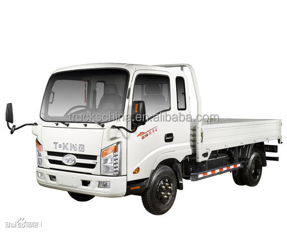 Chinese Mini Truck T-KING 7T Small Cargo Truck