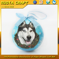 Creative promotional gift, inside painting ball custom for promotional gift / business gift / VIP souvenir