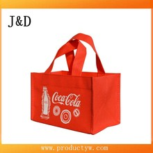 2015 New Arrive Factory Wholesale Non-woven Cola Large Storage Bags