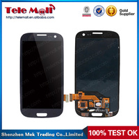 Full New Original White&Blue LCD display For Samsung Galaxy S3 i9300 LCD Screen digitizer assembly