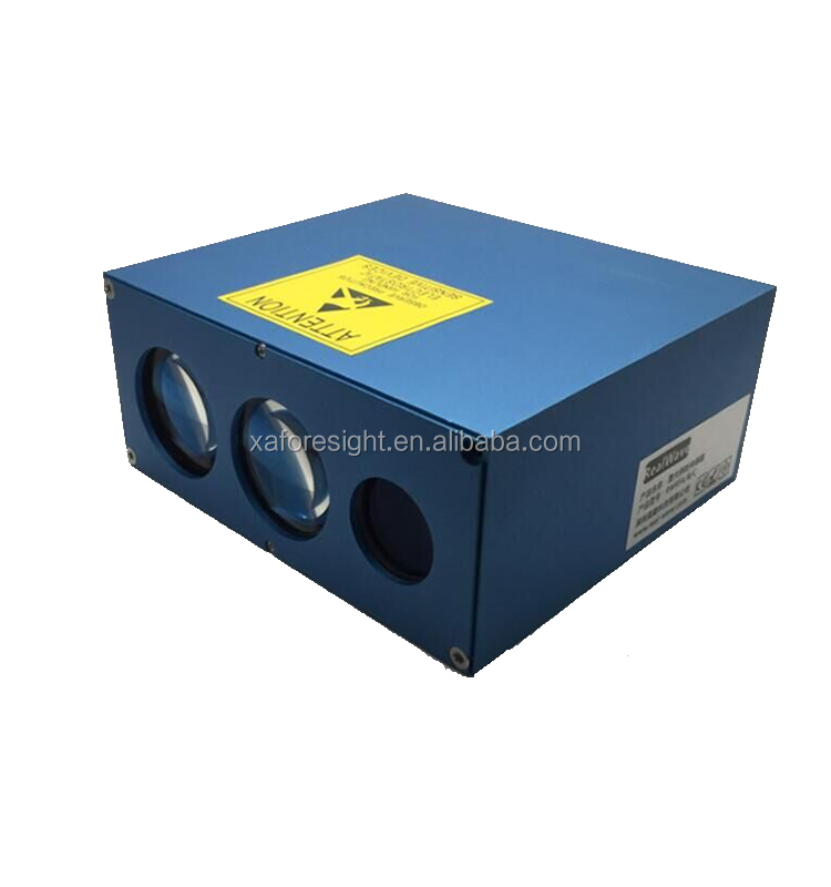 5-2000m Laser class I 9-12v and IP65 Wireless transmission laser distance meter