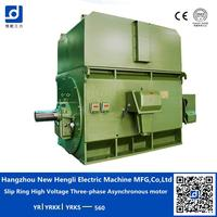 china alibaba 5500kw through bore slip ring motor