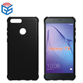 Shock Absorption Full Clear Soft Gel TPU Back Cover For Huawei Honor 7X Case