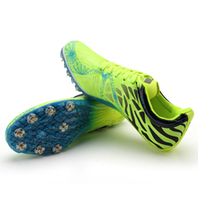 Best Quality Sprinting Rubber Spikes Running Track and Field Shoes for Men