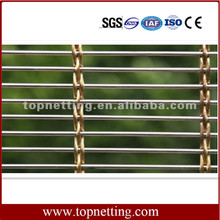 Metal Wire Mesh Partition Curtain Wall