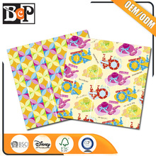 Good design products decorative design wrapping paper online with many type
