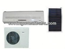 solar flat panel air conditioners