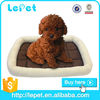 Merry Christmas wholesale low price soft warm puppy pads/dog mat