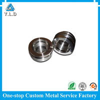 High Precision Customized Auto Spare Parts Motor Accessories With CNC Lathe Turning