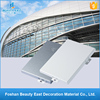 Offer free sample color customized powder pvdf coated fireproof aluminum solid panel