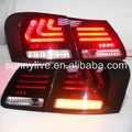 For Lexus for GS300 GS350 GS430 GS450 2006-2011 year Taillights Dark Red SN