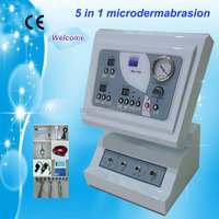 Multifunctioanl ultrasonic portable microdermabrasion machine beauty equipment for sale