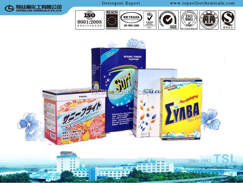 Topload washing machine use detergent soap powder with Euro standard