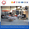 carousel rotational molding chicken egg incubator thermoforming machine