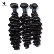 cheap 7a grade 100% european virgin human hair,deep wave human hair extension