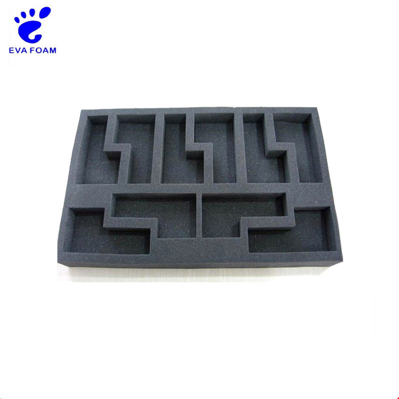 Good quality hot sell protective custom box foam insert for package