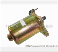 DIO 50 Motorcycle starter motor [MT-0108-091A], high quality