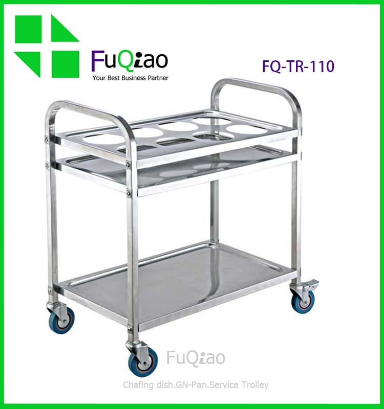 Hotel room service trolleys and food service cart buy for Hotel room service cart