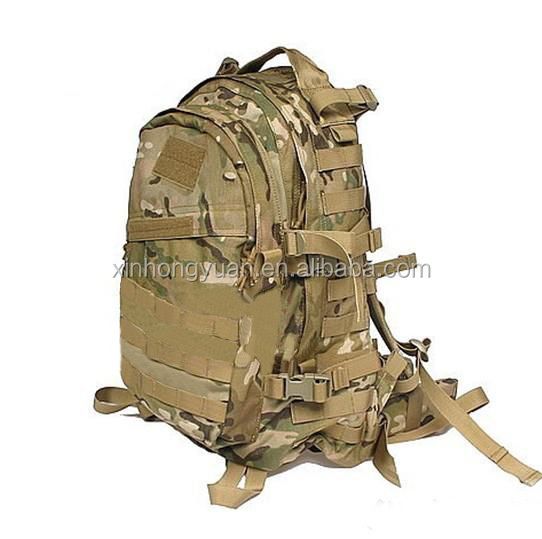 Hot selling large military army outdoor backpack with molle system
