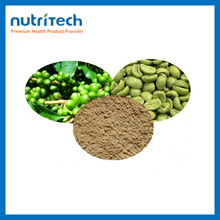 Natural Pure Herbal Extract bulk powder green coffee bean extract