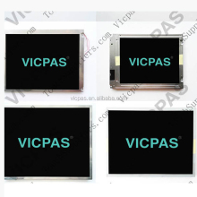 Lcd display for KG038QV0AN-G00-78 Touch screen panel VICPAS456