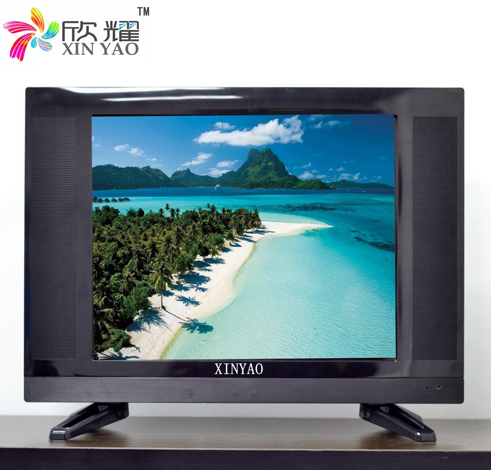 Factory supply wide screen used hd 720p lcd tv bulk 15/17/19 inch lcd tv