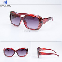 Novelty Products For Sell Big Women Restro Fashionable Sunglasses 2015