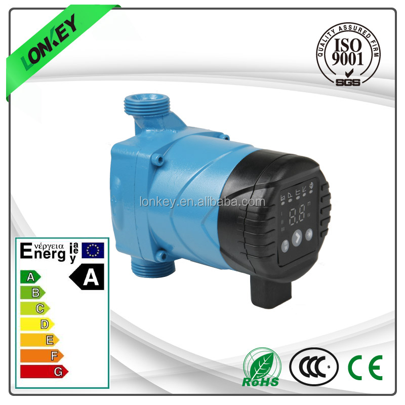 Low-energy circulating pump