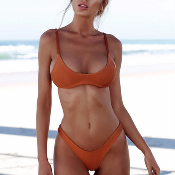 Hot Sale Cheap Separate Women's Swimwear