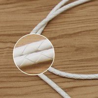 2016 Super Strong 1M Leather Wood Micro USB charger Cable