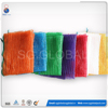 colour drawstring raschel mesh net bag 50x80