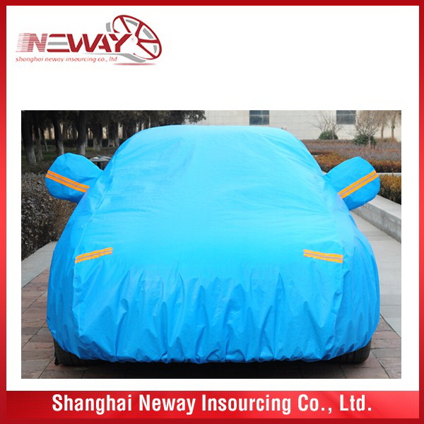 China manufacture fast Delivery anti scratch auto car cover