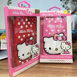 X-doria Hello Kitty 3D Silicon Backcover Case for iPhone6s plus