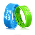 China supplier pedometer wrist bands