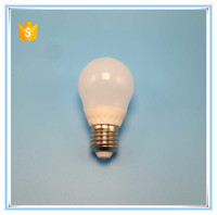 High quality A60 110-220V 3W led global lighting lamp bulb